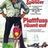 Bud Spencer – Plattfuss räumt auf (DVD)