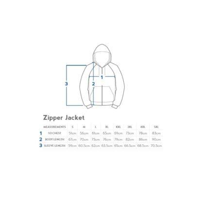 Bud Spencer - Banana Joe Fotoautomat - Zipper Jacke (schwarz)