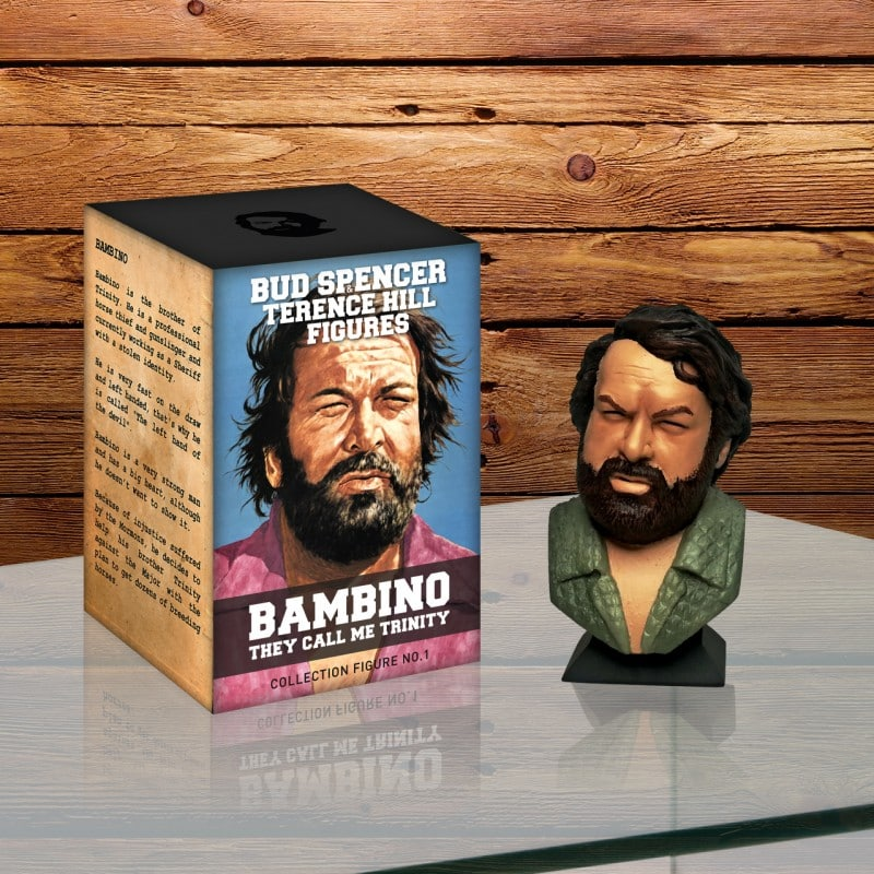 Der Kleine - Bud Spencer & Terence Hill Figure Collection - No.1 (Bambino)