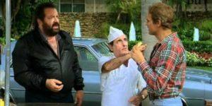 Hamburger a la Bud Spencer und Terence Hill
