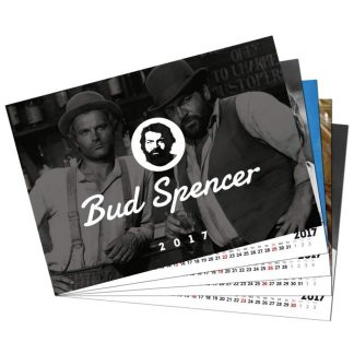 Bud Spencer & Terence Hill - Kalender 2017