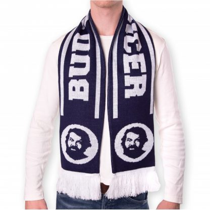 Bud Spencer Schal (blau)