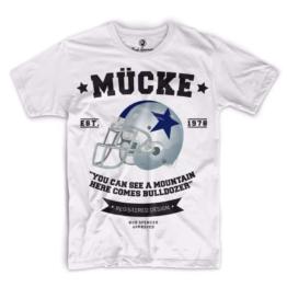 Bud Spencer Mücke / Bulldozer - T-Shirt (weiss)