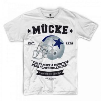 Bud Spencer Mücke / Bulldozer - T-Shirt (weiss)