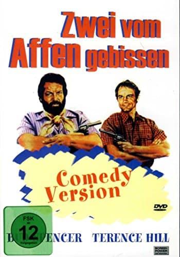 Zwei vom Affen gebissen - DVD