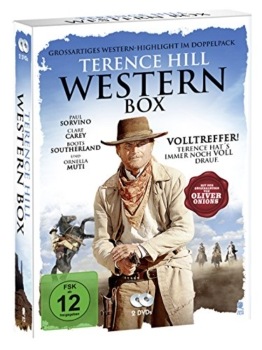 Terence Hill Western-Box [2 DVDs]