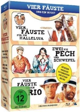 Vier Fäuste und ein Buggy [Blu-ray]