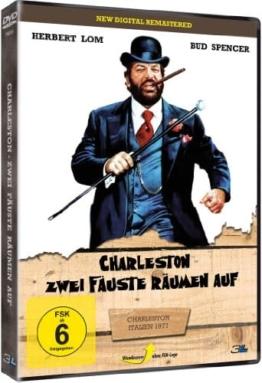 Charleston - Zwei Fäuste räumen auf - DVD