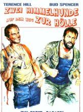 """Plakat von """"Zwei Himmelhunde auf dem Weg zur Hölle"""""""