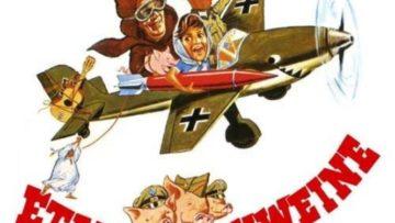 """Plakat von """"Etappenschweine"""""""
