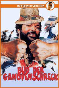 """Plakat von """"Bud, der Ganovenschreck"""""""