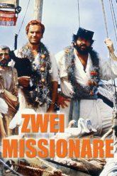 """Plakat von """"Zwei Missionare"""""""