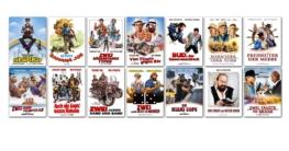 Jetzt gibt es alle Bud Spencer und Terence Hill Filme bei Amazon als Digital VOD