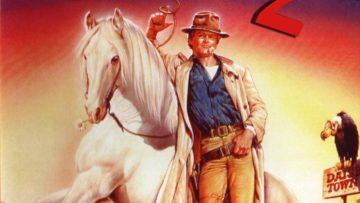 """Plakat von """"Lucky Luke – der neue Film"""""""