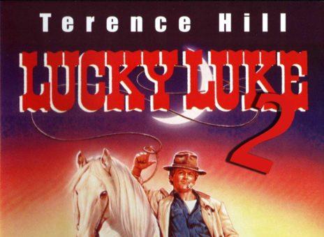 """Plakat von """"Lucky Luke - der neue Film"""""""