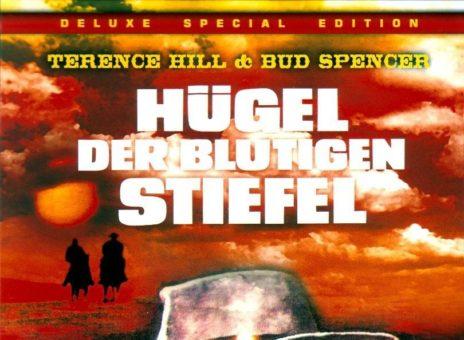 """Plakat von """"Hügel der blutigen Stiefel"""""""