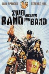 """Plakat von """"Zwei außer Rand und Band"""""""