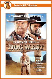 """Plakat von """"Doc West - Nobody ist zurück"""""""