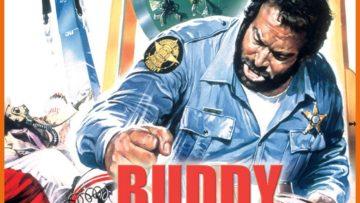"""Plakat von """"Buddy haut den Lukas"""""""