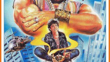 """Plakat von """"Aladin"""""""