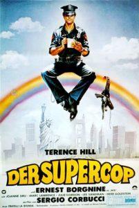 """Plakat von """"Der Supercop"""""""