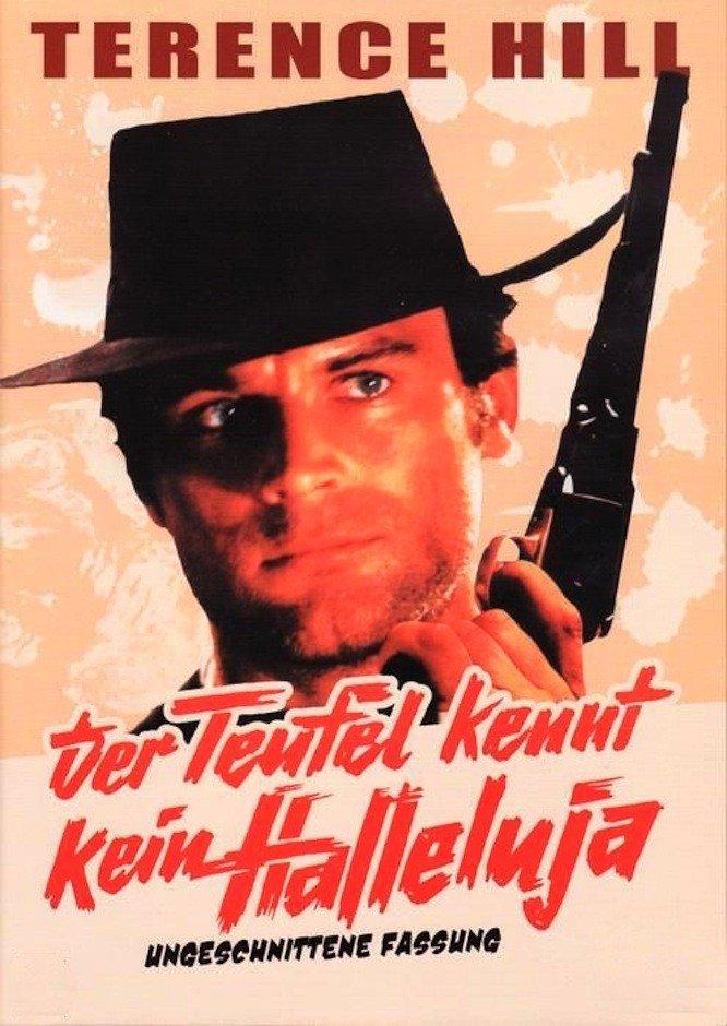 """Plakat von """"Der Teufel kennt kein Halleluja"""""""