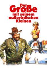 """Plakat von """"Der Große mit seinem außerirdischen Kleinen"""""""