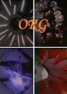 """Plakat von """"Org"""""""