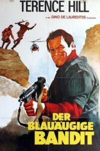 """Plakat von """"Der blauäugige Bandit"""""""