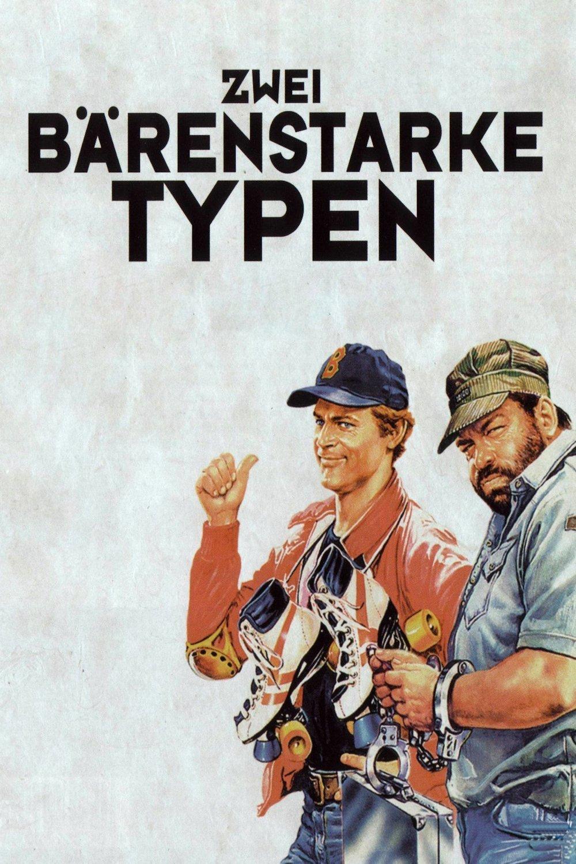 """Plakat von """"Zwei bärenstarke Typen"""""""