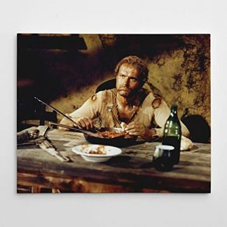 Terence Hill - Der müde Joe - Bohnen - Die rechte und die linke Hand des Teufels - Leinwand