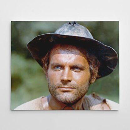Terence Hill - Der müde Joe - Leinwand