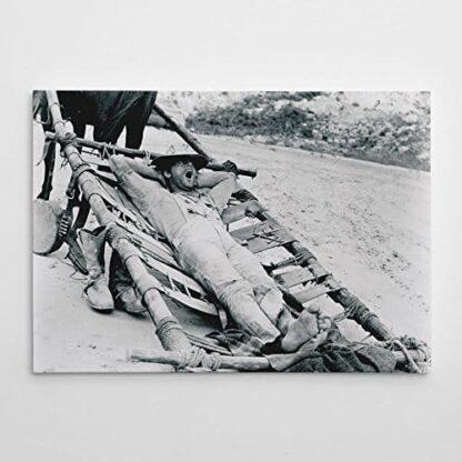 Terence Hill - Der müde Joe - Pritsche - Die rechte und die linke Hand des Teufels - Leinwand