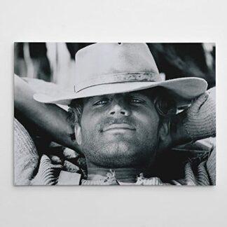 Terence Hill - Der müde Joe - Relax - Die rechte und die linke Hand des Teufels - Leinwand