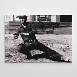 Terence Hill - Sir Thomas Moore - Revolver - Verflucht, verdammt und Halleluja - Leinwand
