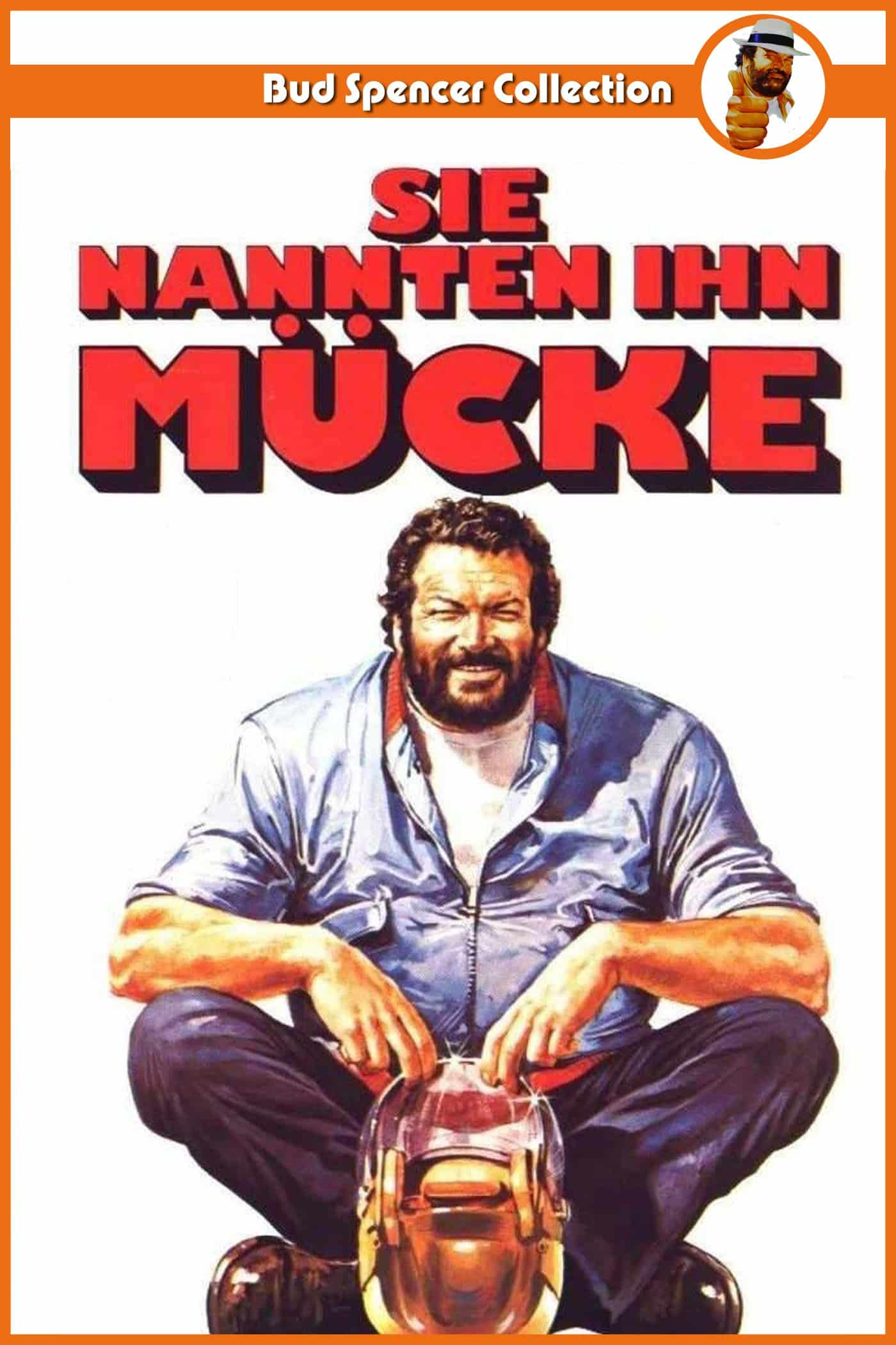 sie nannten ihn m cke bud spencer filminfos. Black Bedroom Furniture Sets. Home Design Ideas