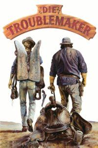 """Plakat von """"Die Troublemaker"""""""