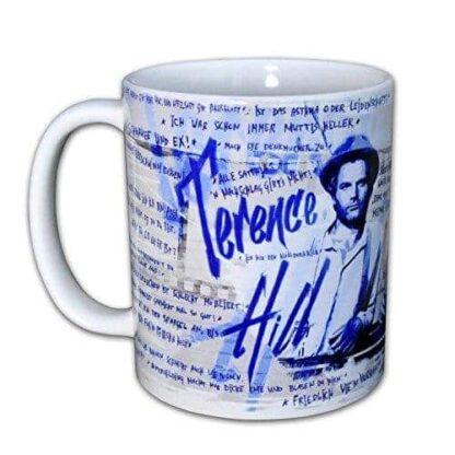 Terence Hill & Bud Spencer Tasse rund (330ml)