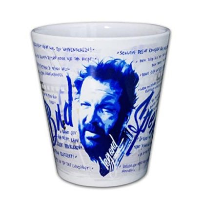 Bud Spencer - Cappuccino Tasse (330ml)