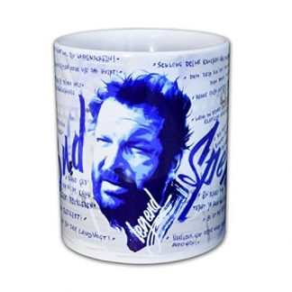 Bud Spencer - Tasse rund (330ml)