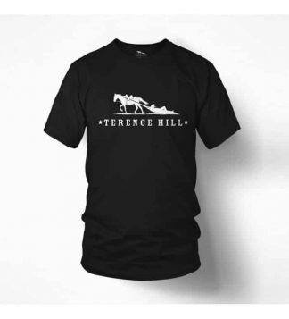 Logo - T-Shirt (schwarz) - Terence Hill
