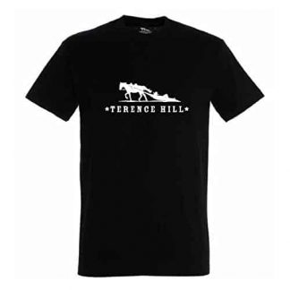 Terence Hill Official T-Shirt - Logo