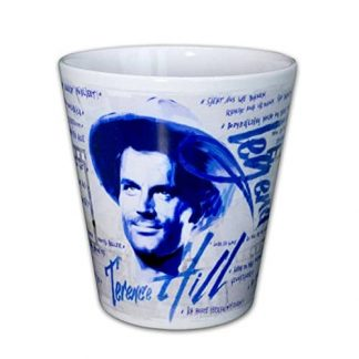 Terence Hill - Cappuccino Tasse (330ml)