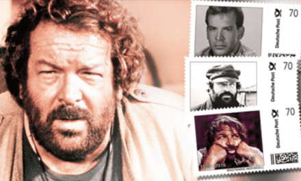 Bud Spencer Briefmarken kaufen