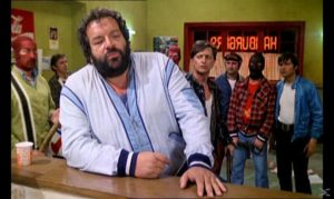 Bud Spencer als Kostuem