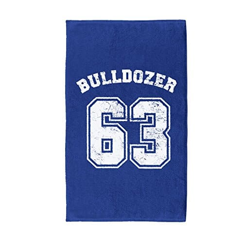 Bud Spencer Badetuch / Strandtuch Bulldozer 63