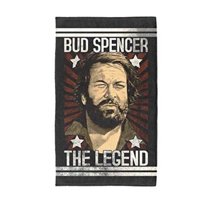 Bud Spencer Badetuch Strandtuch Legend