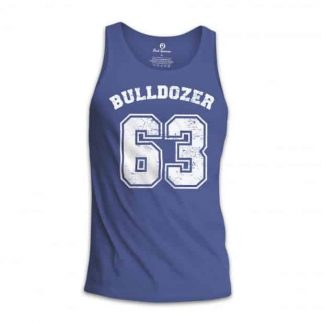 Bud Spencer Bulldozer 63 - Tank Top