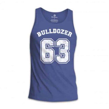 Bud Spencer Bulldozer 63 - Tank Top