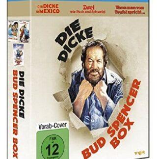 Die Dicke Bud Spencer Box [Blu-ray]